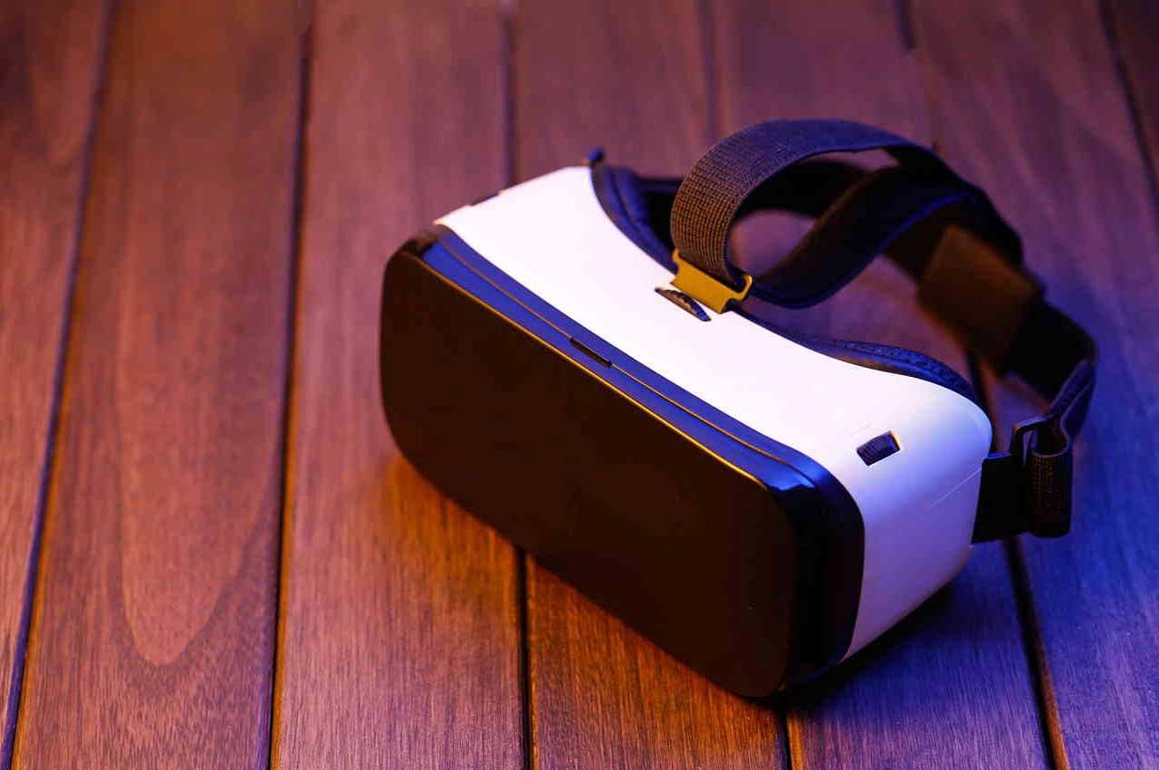 lentes para realidad virtual