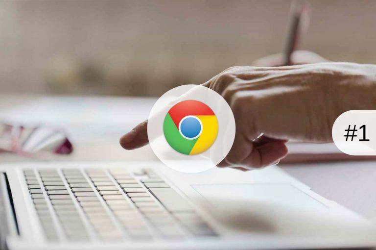 cómo usar Google Chrome