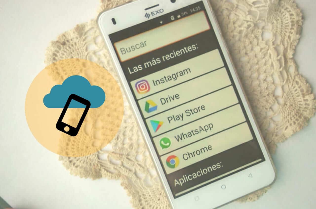 cómo subir fotos a la nube desde celular