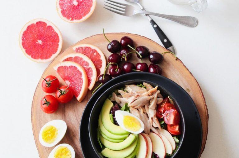 alimentación saludable en verano