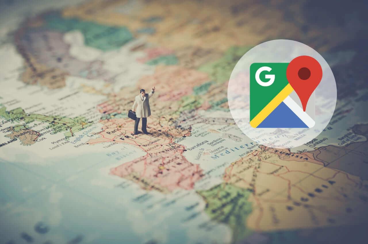 compartir ubiacion desde maps