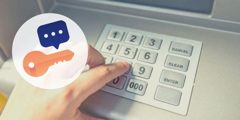 sacar la clave token