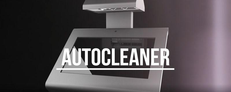 Sistema AutoCleanner para terminales EXO