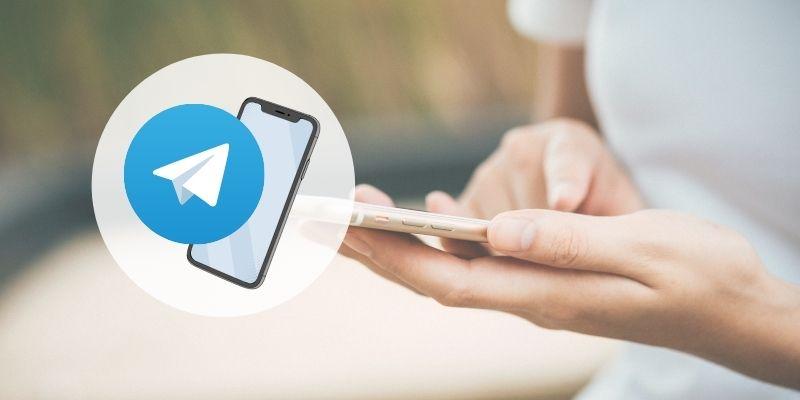 como instalar telegram