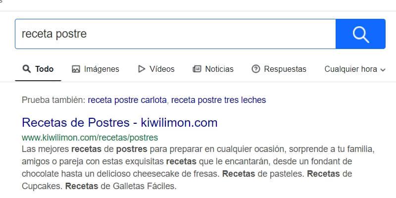 buscadores diferentes de Google